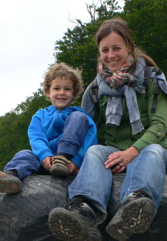 Mama mit Marlon 2012 - Dänemark
