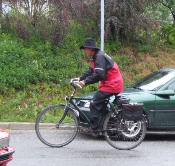 Mit dem Rad unterwegs in Estland 2006