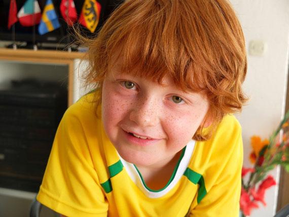 2014 in Kroatien - Ben, Sohn von Andrea und Thomas