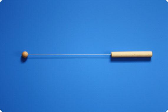 Rute 7 - Einhandrute mit Holzkugel