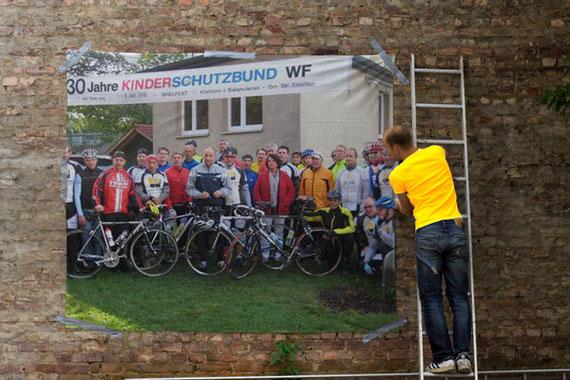 """18.09.2010 Benefiztour """"Kinderschutzbund"""""""
