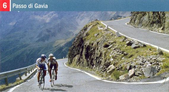 Passo di Gavia  Italien