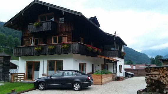 Haus Malerwinkl - Ferienwohnungen Ramsau