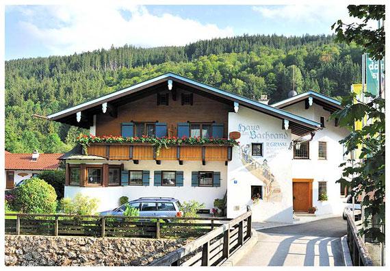 Haus am Bachrand - Familie Graßl