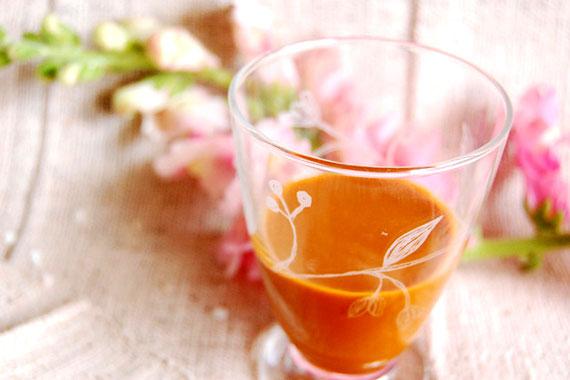 栄養素が豊富なサジージュース