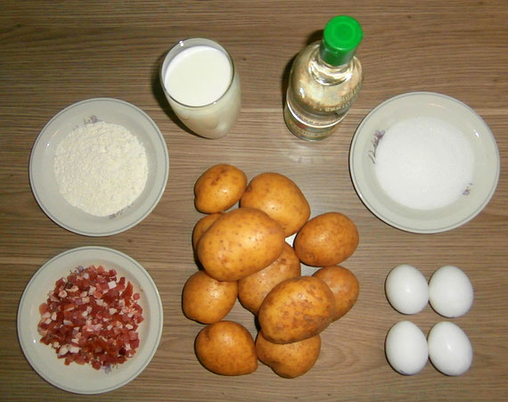 süß saure eier rezept