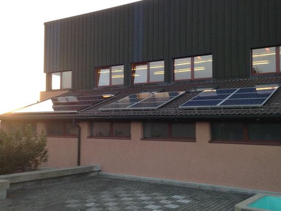 Photovoltaik-Anlage OSZ Stockhorn