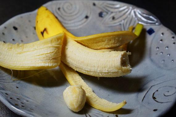 仲本律子 R工房 女性陶芸家 ブログ 土鍋 バナナ 農薬 輸入品 安全