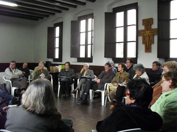 Assemblea Mensual Fraternitat Arenys de Mar