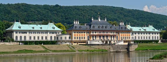 Schloss Pillnitz  zu Dresden