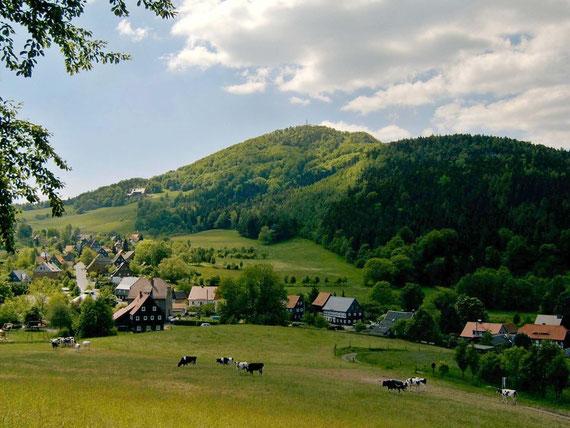 Zittauer Gebirge Lausche