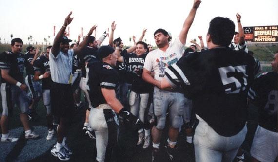 Campeones 1996