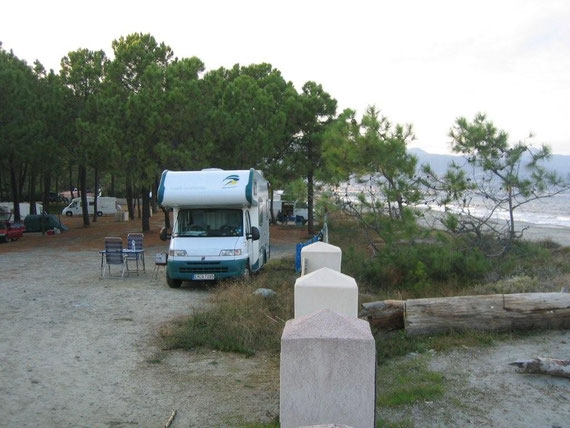 Campingplatz San Damiano