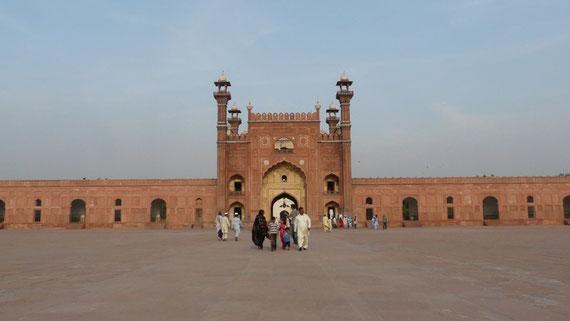 Grande mosquee de Lahore