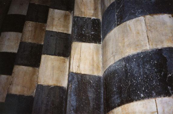 pfeiler im dom von siena, 1994