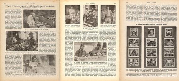 Artikel Het Leven 1918
