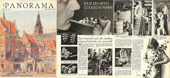 Artikel Panorama 1936 Goedewaagen