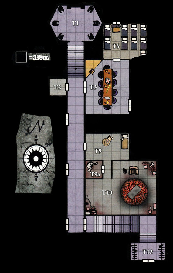 Das unterirdische Gewölbe