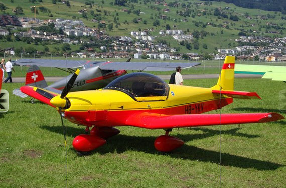 """Flugzeugmarke: """"Eigenbau""""! (April 2009)"""