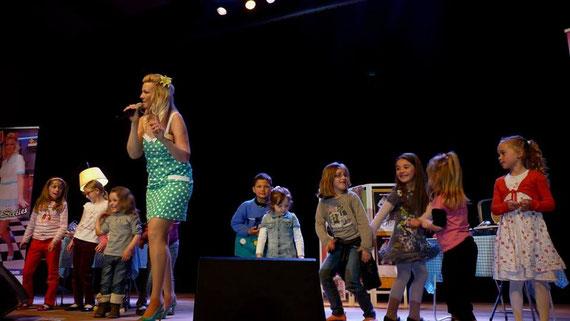 spectacle à DOUVRIN (62) Mai 2013