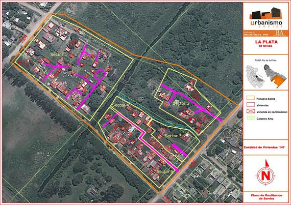 Censo Ocupacional realizado por la Subsecretaria Urbanismo Social