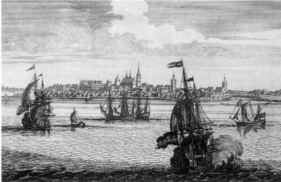 1702 г Brandenburg рис. Шенка