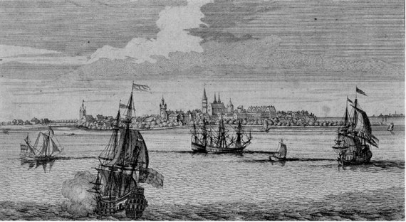 1730 г Brandenburg рис. Пробста