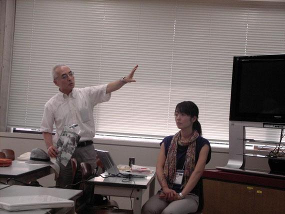 LLP(有限責任事業組合)じもとメディア 代表 市川勤氏と鈴木香菜子氏