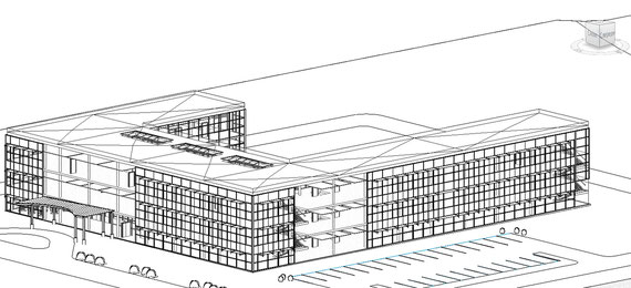 BIM проектирование бизнес центров