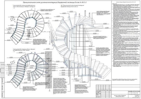 расчет, проектирование объемно-планировочных и конструктивных решений объекта, зданий
