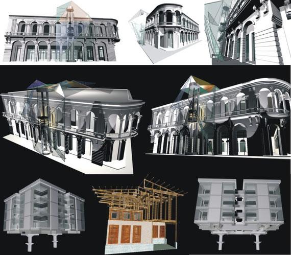 Modelacion 3d arquitectura
