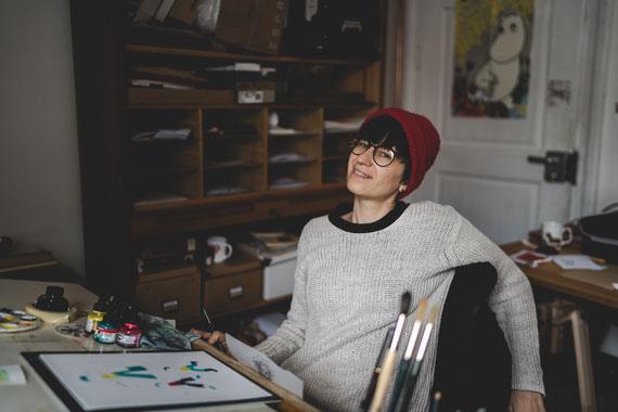 Lisa Frühbeis // Comic Autorin