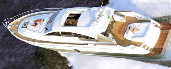 Motor Yacht Aicon 72 SL