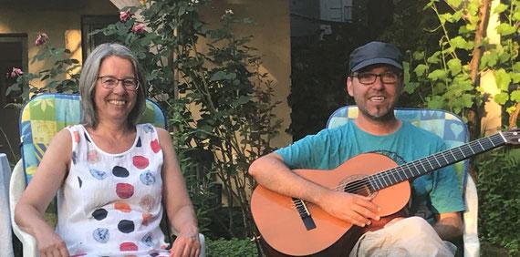 Birgit Rehn und Stephan Koslik laden ein zum Heilsamen Singen