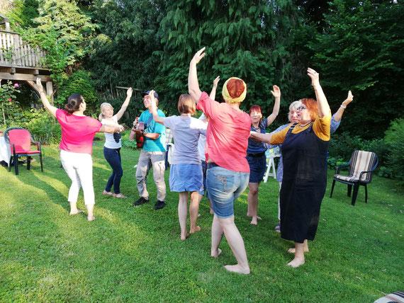Heilsames Singen in Michelstadt