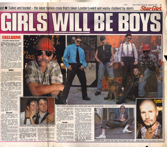 """Daily Star"" August 30, 1995"