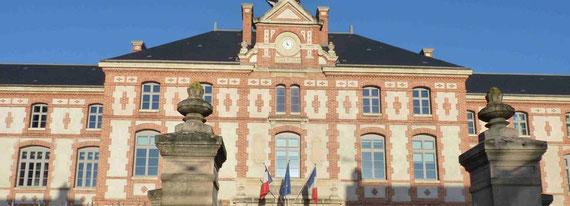 Lycée François 1er du Havre - façade