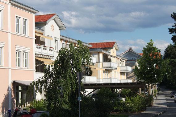 Mehrfamilienhaus - BRIGENNA Baukonzept - Bernd Jucht - Prien am Chiemsee