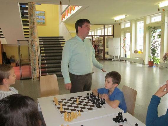 schachlernen - gregor kleiser - schultraining