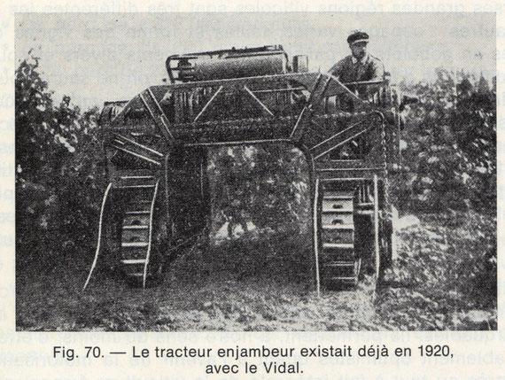 """Dans le livre """"Si la motoculture m'était contée """" de Jacques Baratte édition 1976 ."""
