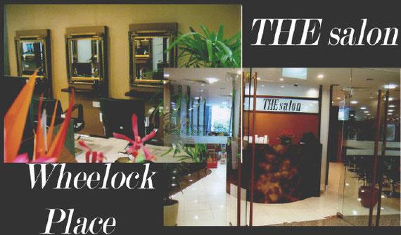 THE salon at Wheelock Place
