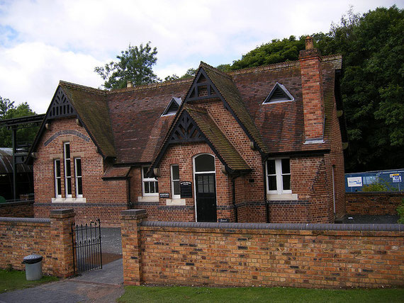 Stirchley Board School