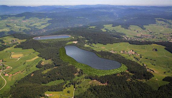 Hornbecker Becken + das geplante neue
