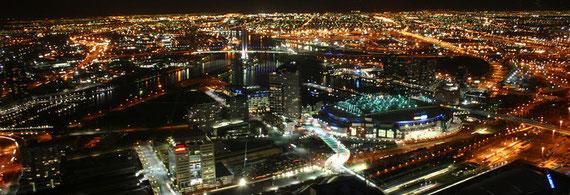 Melbourne, Docklands