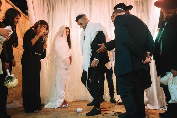 שבירת הכוס - חתונה קטנה בראשון לציון