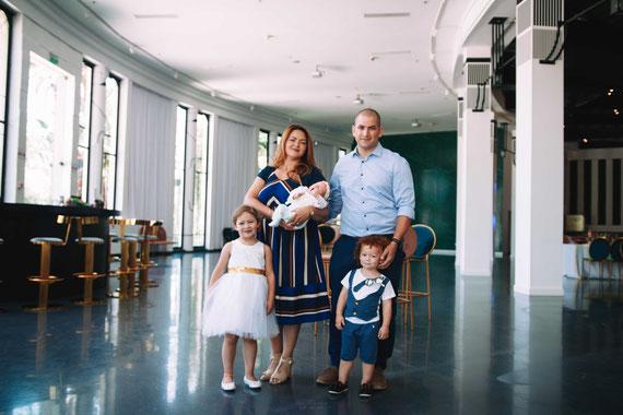 צילומי משפחה מקדימים | צילום בריתה באולם 58