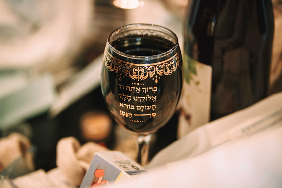 כוס יין בטקס הברית | צילום אירוע קטן באוריאנה אור יהודה