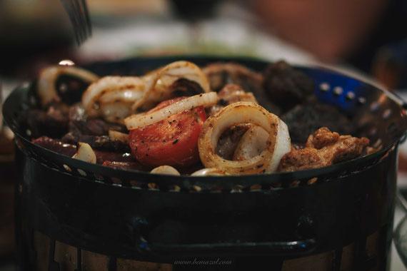 האוכל | צילום אירוע ברית בפורט 15
