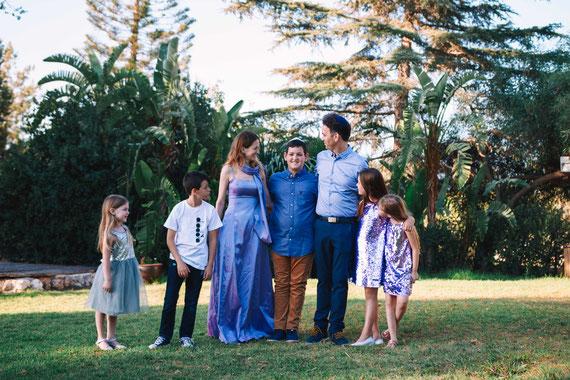 משפחה גרעינית | צילום משפחתי