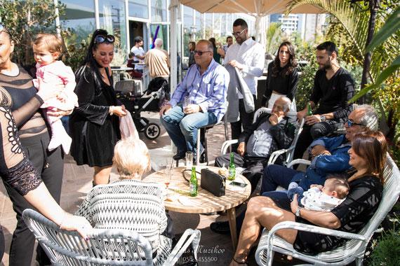 צילום אורחים באירוע ברית | מרפסת של טוסקה אירועים פתח תקווה